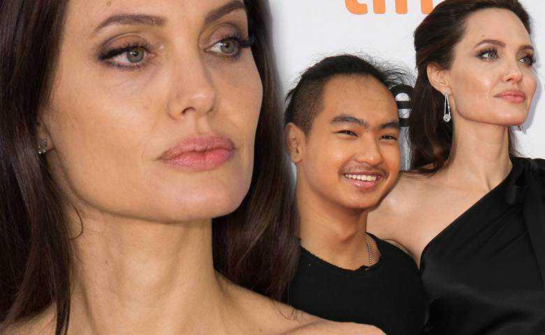 Maddox Jolie-Pitt nie chce być widywany z Angeliną Jolie