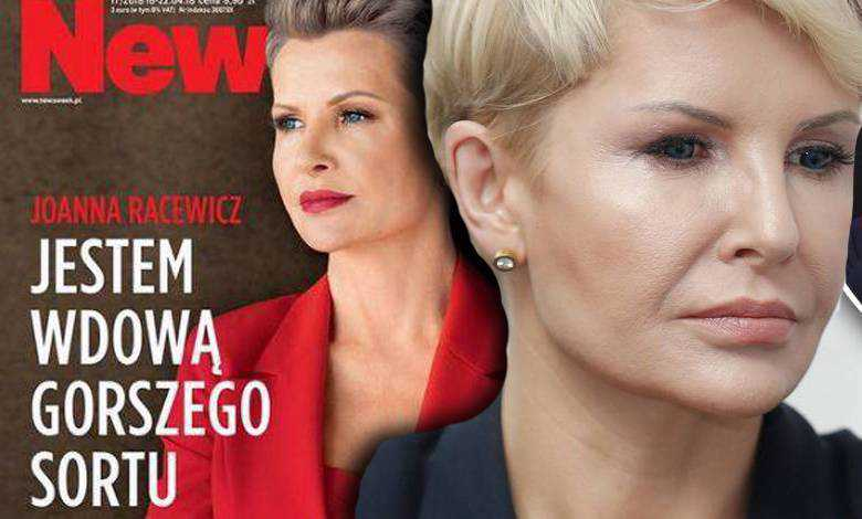 Joanna Racewicz newsweek