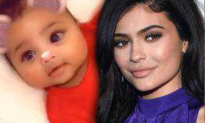 Kylie Jenner Stormi Webster