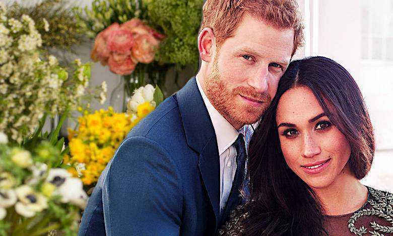 Meghan Markle i książę Harry wybrali kwiaty na ślub