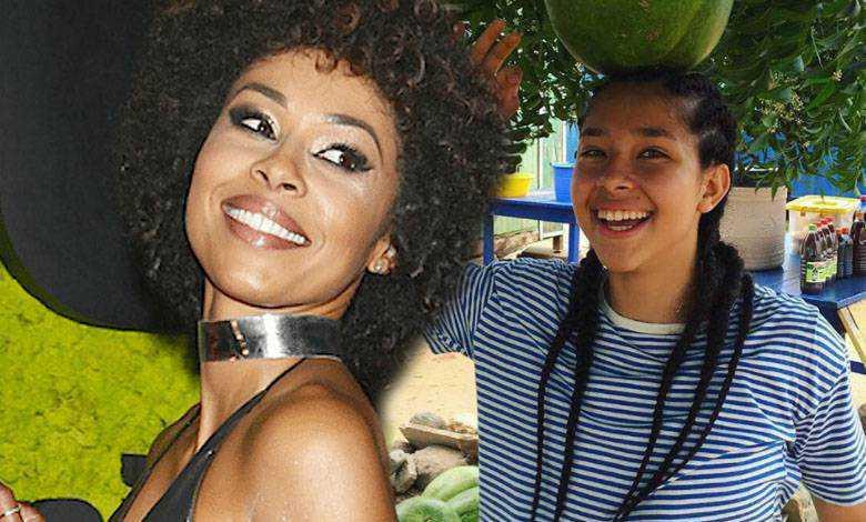 Omenaa Mensah pokazała stylizację syna.