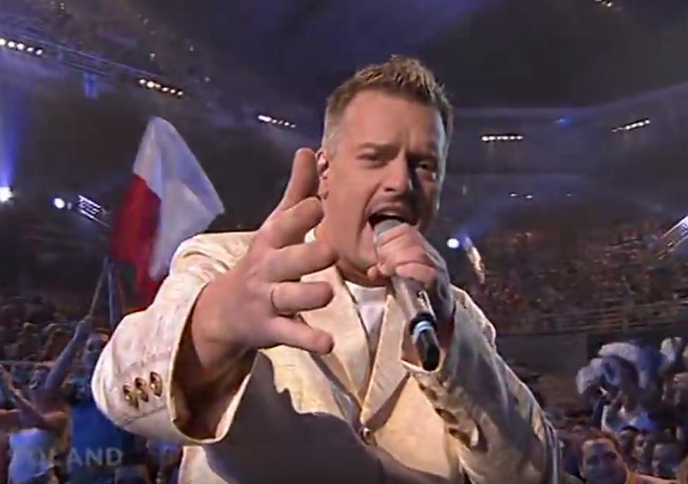 Real McCoy na Eurowizji 2006 wystąpił z Ich Troje
