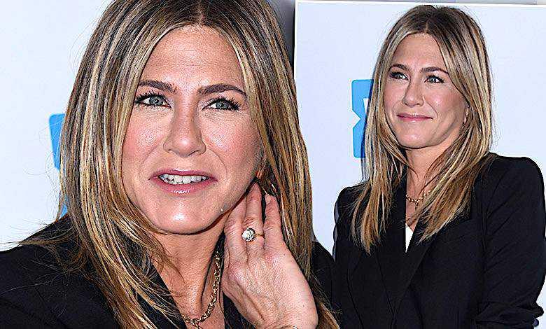 Jennifer Aniston przytyła
