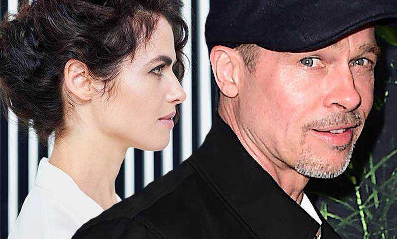 Brad Pitt i Neri Oxman