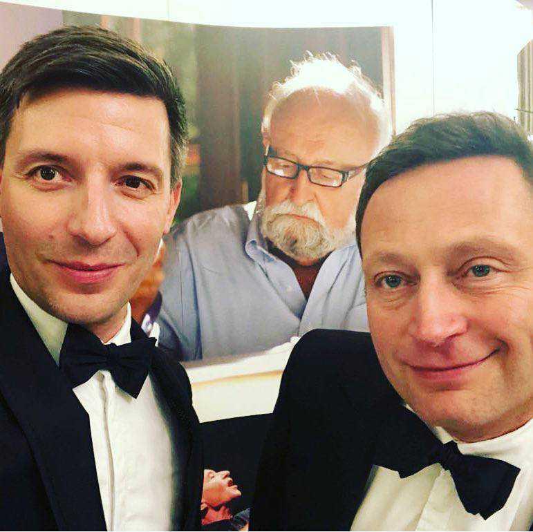Michał Cessanis i Paweł Rabiej są parą