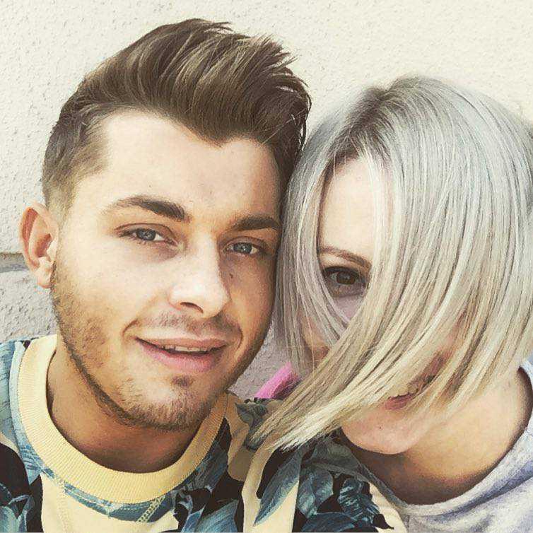 Dorota Szelągowska ma nową fryzurę. Na zdjęciu z fryzjerem