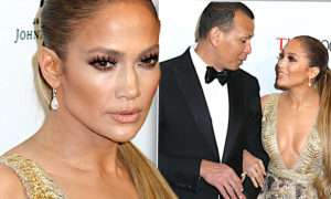 Jennifer Lopez – gala TIME 100, 2018