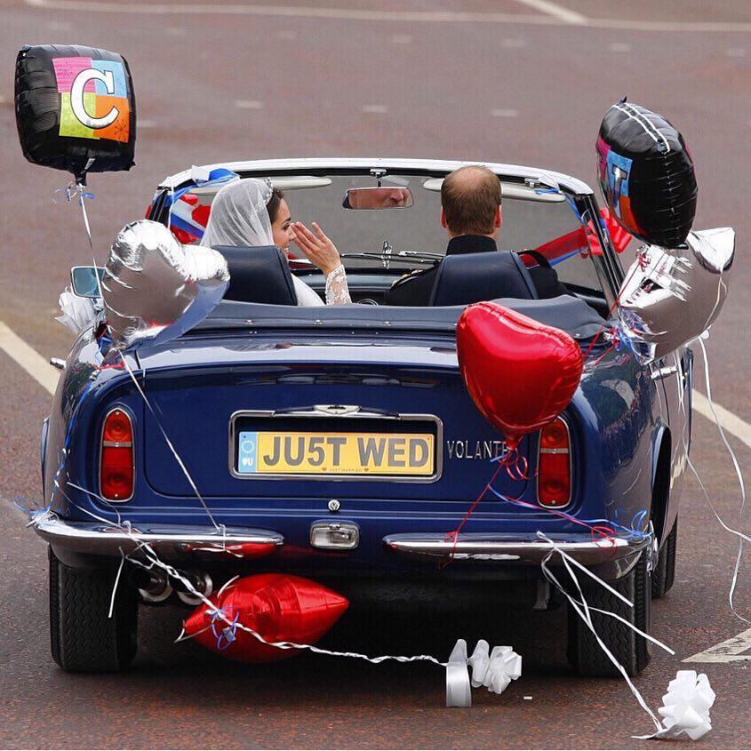 Zdjęcie (5) Księżna Kate na 10-lecie ślubu dostanie prezent od królowej. Przygotowała coś szczególnego