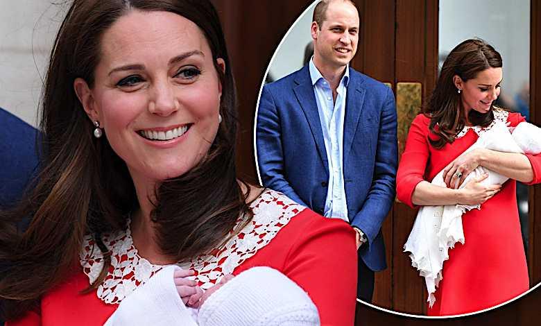 Księżna Kate – pierwsze zdjęcia po porodzie