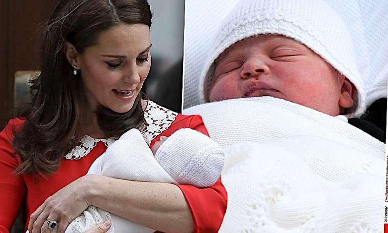 Księżna Kate trzecie dziecko