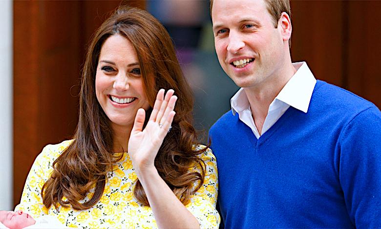 Księżna Kate urodziła trzecie dziecko