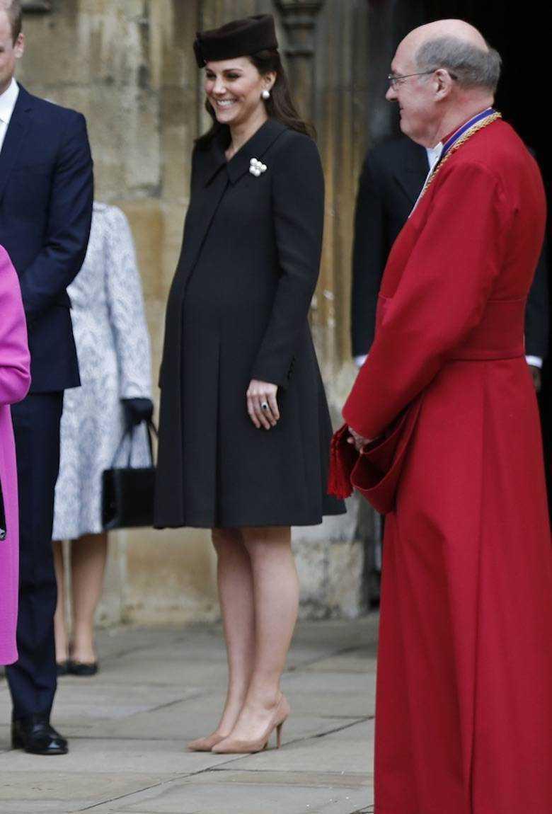 Księżna Kate – Wielkanoc 2018