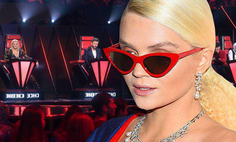 Margaret The Voice jury