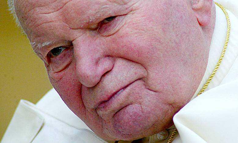 Jan Paweł II ostatnie słowa przed śmiercią