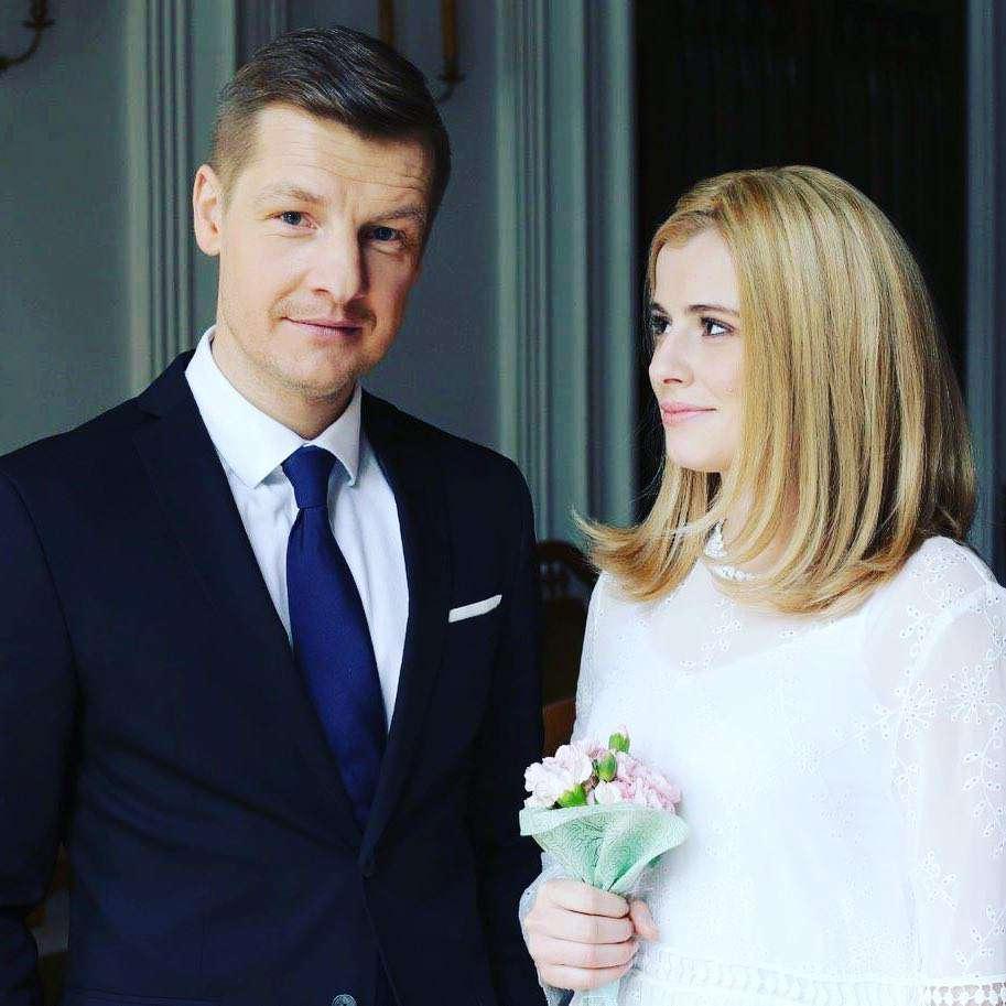 Ślub Pawła w M jak miłość