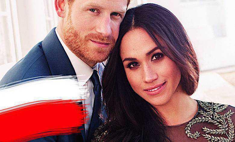Pola zrobi zdjęcia ślubne Meghan Markle i księcia Harry'ego