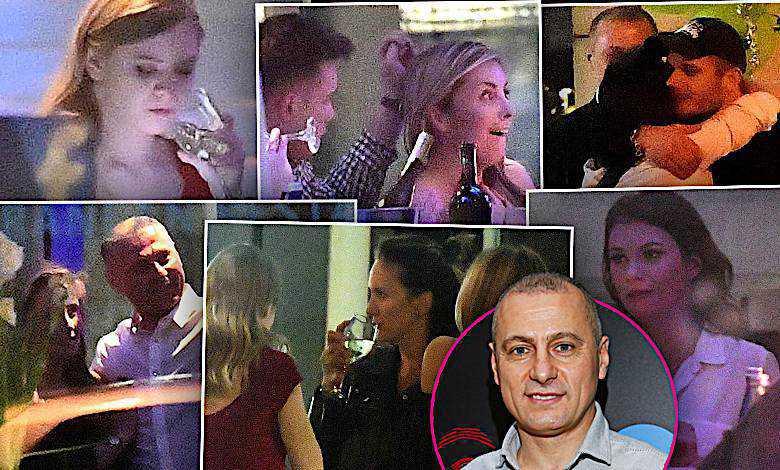 """Gwiazdy """"Agenta"""" potrafią ostro zabalować! Na urodzinach Piotra Świerczewskiego wznosiły toasty do białego rana! [DUŻO ZDJĘĆ]"""