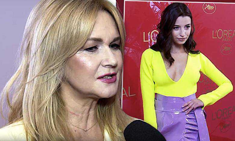 Grażyna Torbicka, Julia Wieniawa, Cannes 2018