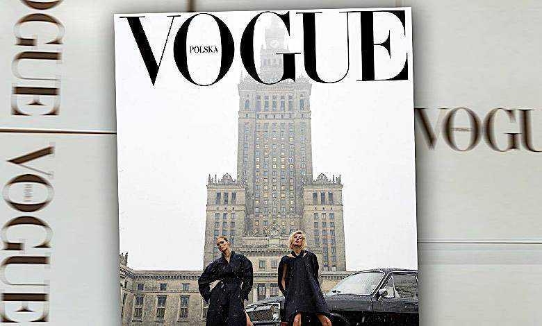 Vogue Polska sprzedaż
