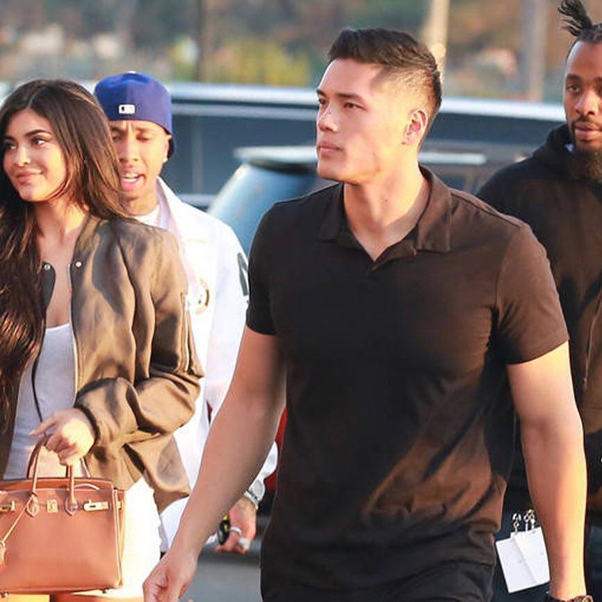 Tim Chung jest ojcem dziecka Kylie Jenner