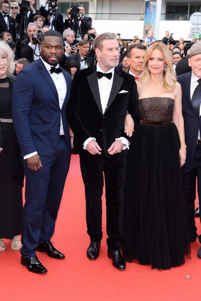 50 Cent, John Travolta, Kelly Preston - premiera filmu