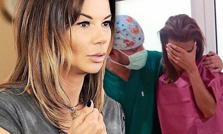 Edyta Górniak trafiła do szpitala