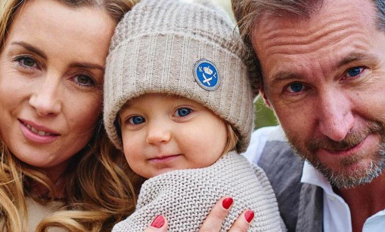 Piotr Kraśko pokazał zdjęcie z córką