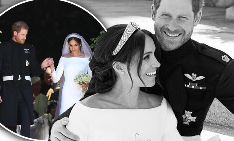 Meghan Markle i książę Harry wysłali kwiaty do hospicjum