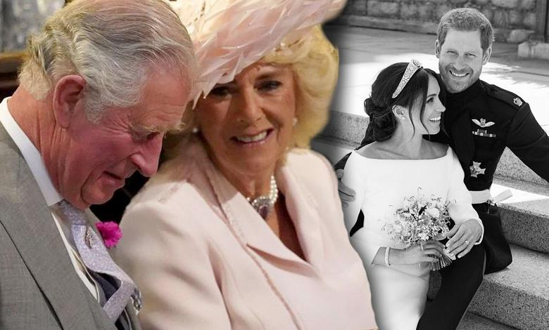 Księżna Camilla komentuje ślub Meghan Markle