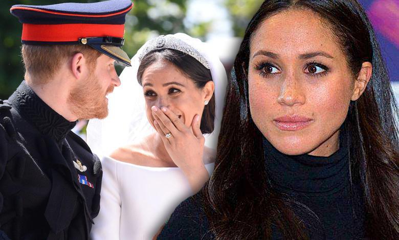 Ktoś chciał przerwać ślub Meghan Markle i księcia Harry'ego