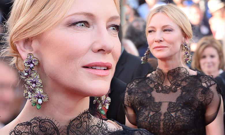 Cate Blanchett - ceremonia otwarcia Cannes 2018