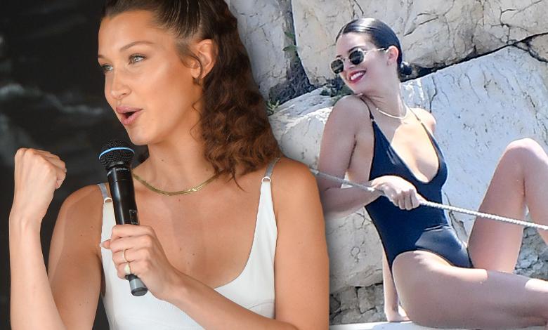 Bella Hadid - Cannes 2018