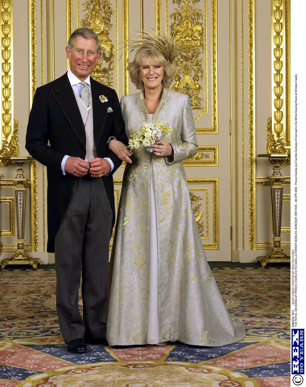 Ślub księcia Karola i księżnej Camilli