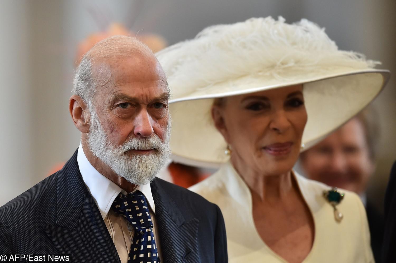Księżniczka i książę Michael of Kent