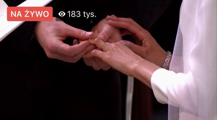 Meghan Markle i książę Harry – przysięga ślubna