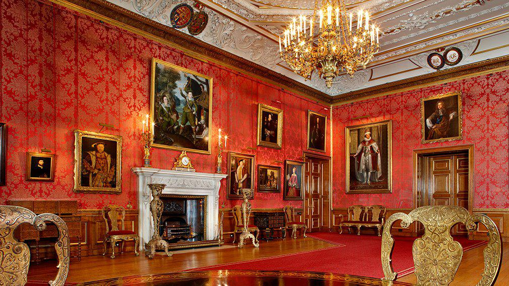State Apartments w Pałacu Kensington