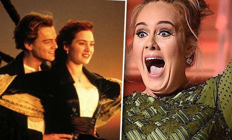 """Adele urządziła przyjęcie tematyczne z """"Titanica"""""""