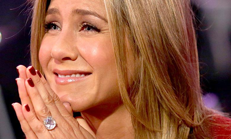 Jennifer Aniston fryzura