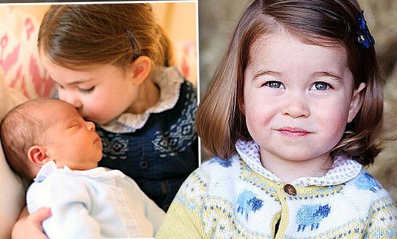 Siostra Louisa Tomlinsona Picture: Księżna Kate Książę Louis