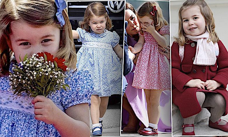 Księżniczka Charlotte urodziny