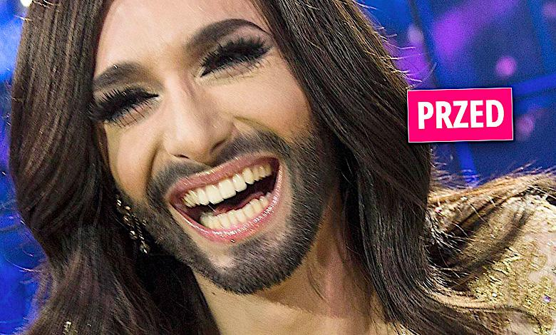Conchita Wurst metamorfoza