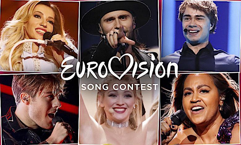 Eurowizja 2018 drugi półfinał – piosenki, kandydaci, faworyci, uczestnicy