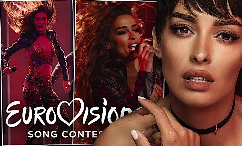 Eurowizja 2018 Cypr Eleni Foureira Fuego kim jest? piosenka