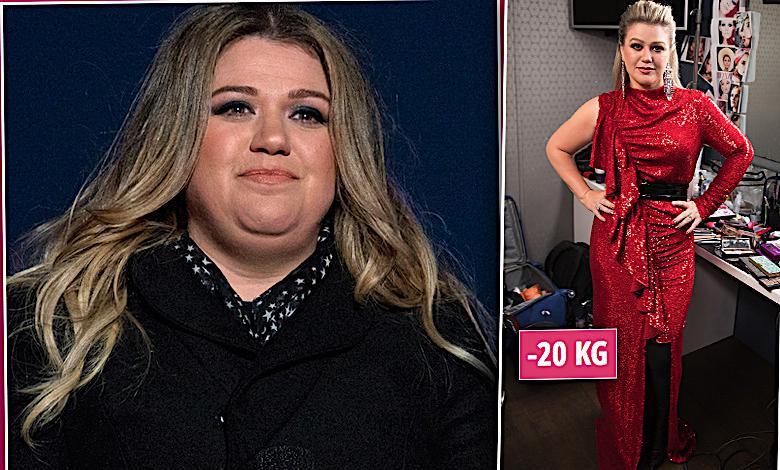 Niewiarygodnie odchudzona Kelly Clarkson wyjawiła magiczny sekret swojej przemiany! Zrzuciła już 20 kilogramów!