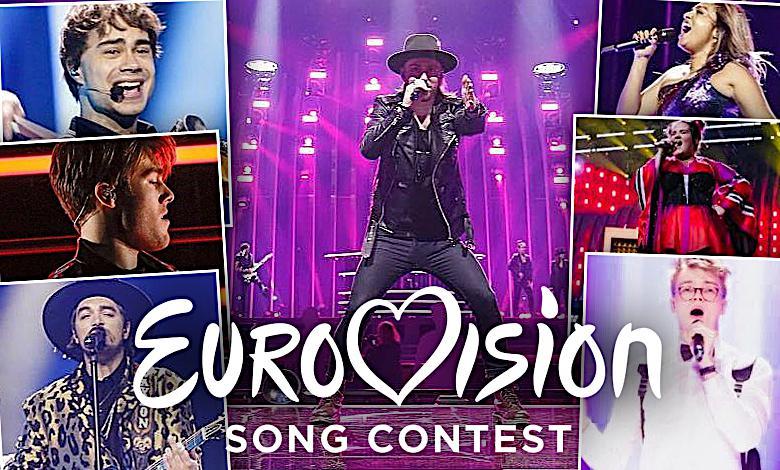 Eurowizja 2018 faworyci