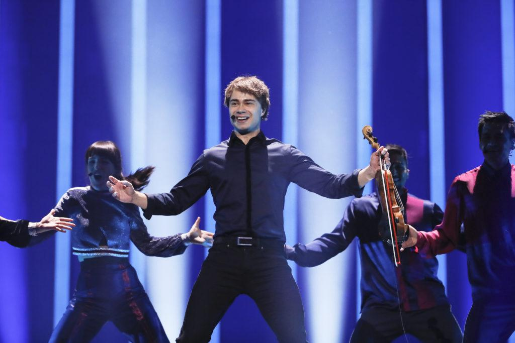 Norwegia na Eurowizji 2018: Alexander Rybak, piosenka That's How You Write a Song