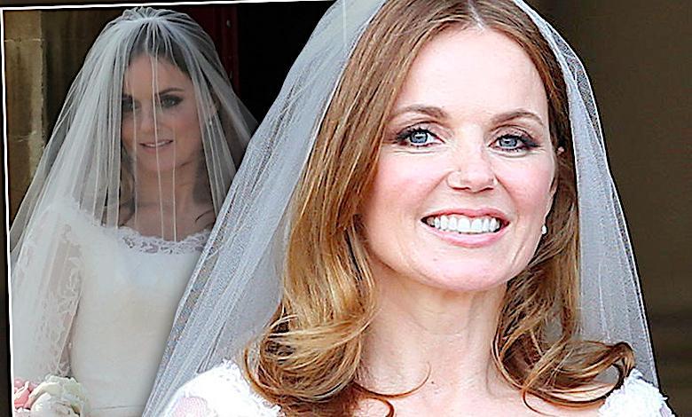 Geri Halliwell ślub