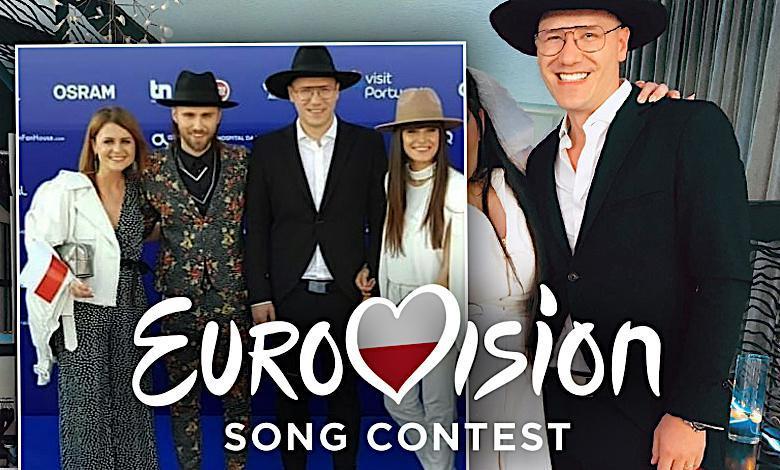 Gromee i Netta z Izraela na ceremonii otwarcia Eurowizji 2018