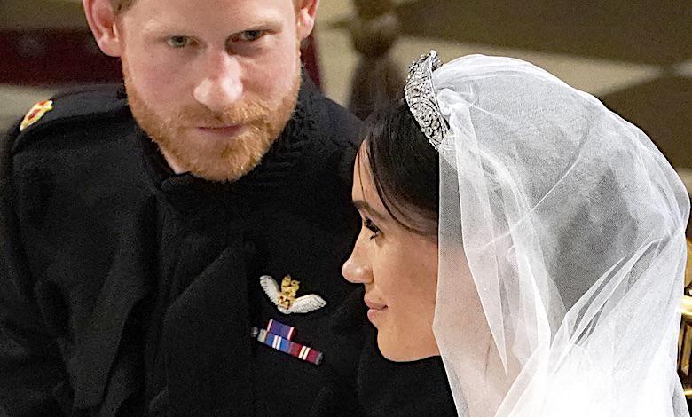 Śmierć przed ślubem Harry'ego i Meghan