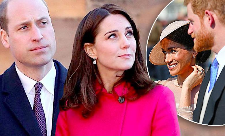 Przez wielki debiut Meghan Markle w roli księżnej przegapiliśmy coś bardzo ważnego. Chodzi o Kate i Williama